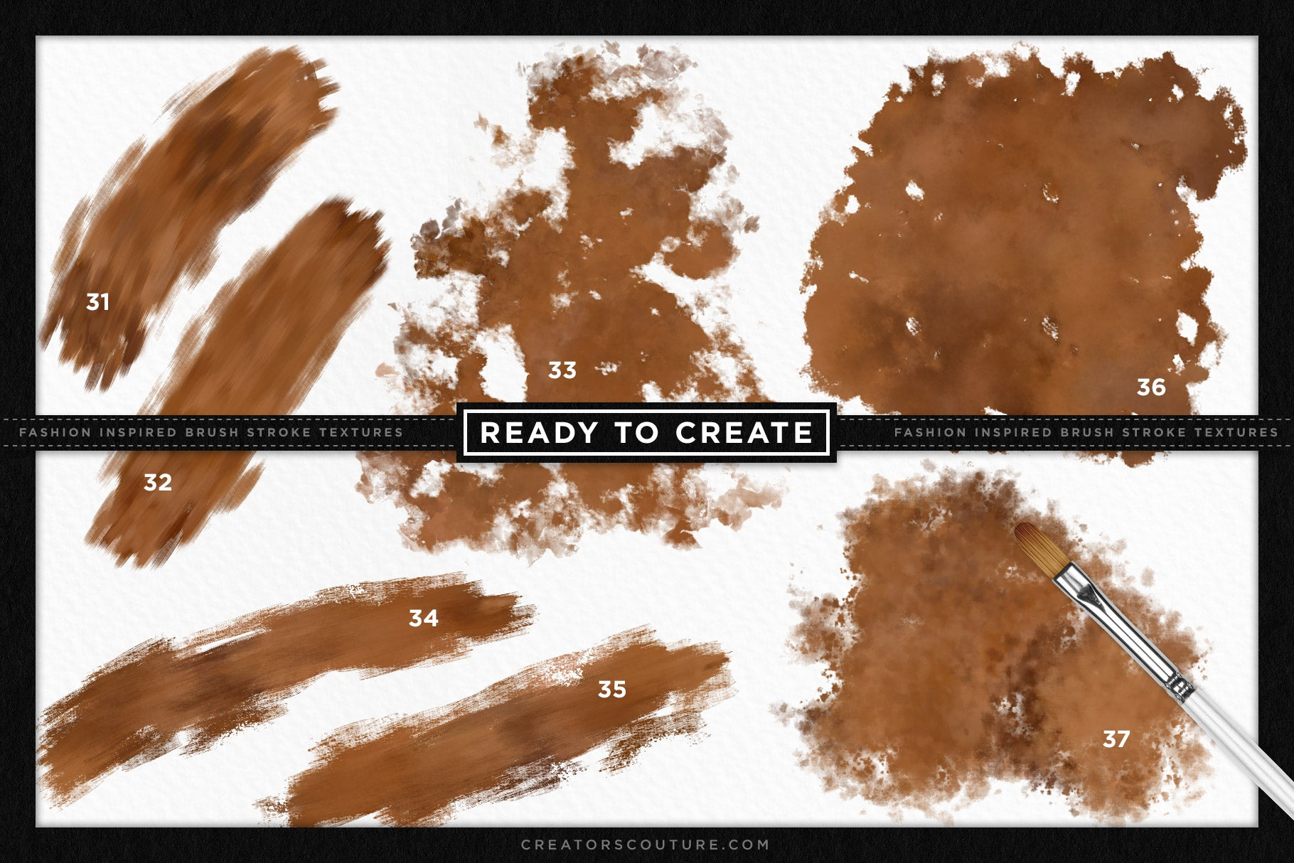 "Painted Perfection ""Earthy & Fantastical"" 