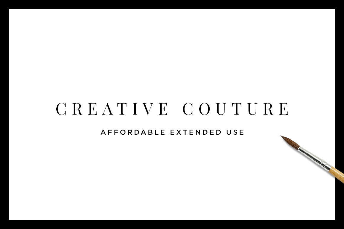 Extended Use License for the Creative Couture System - Creators Couture