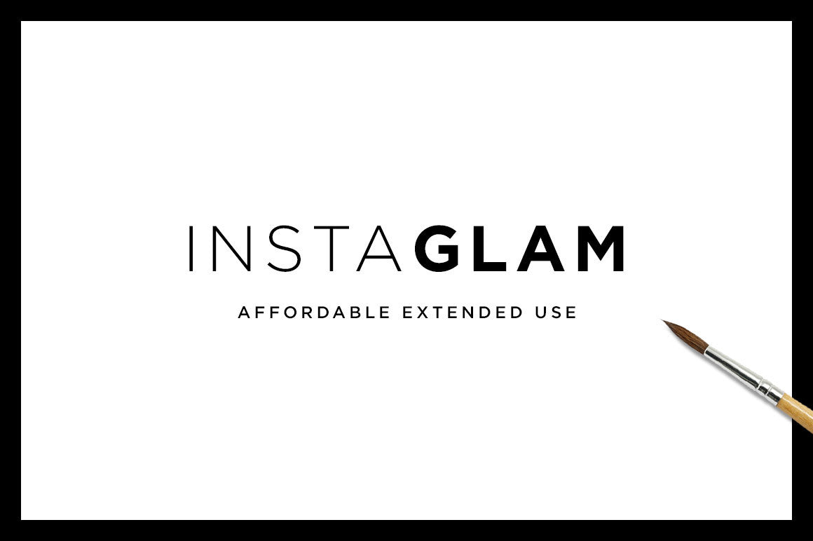 Extended Use License for the InstaGlam Creative System - Creators Couture