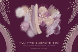 "Style Start ""Enchanted Ferns"" 
