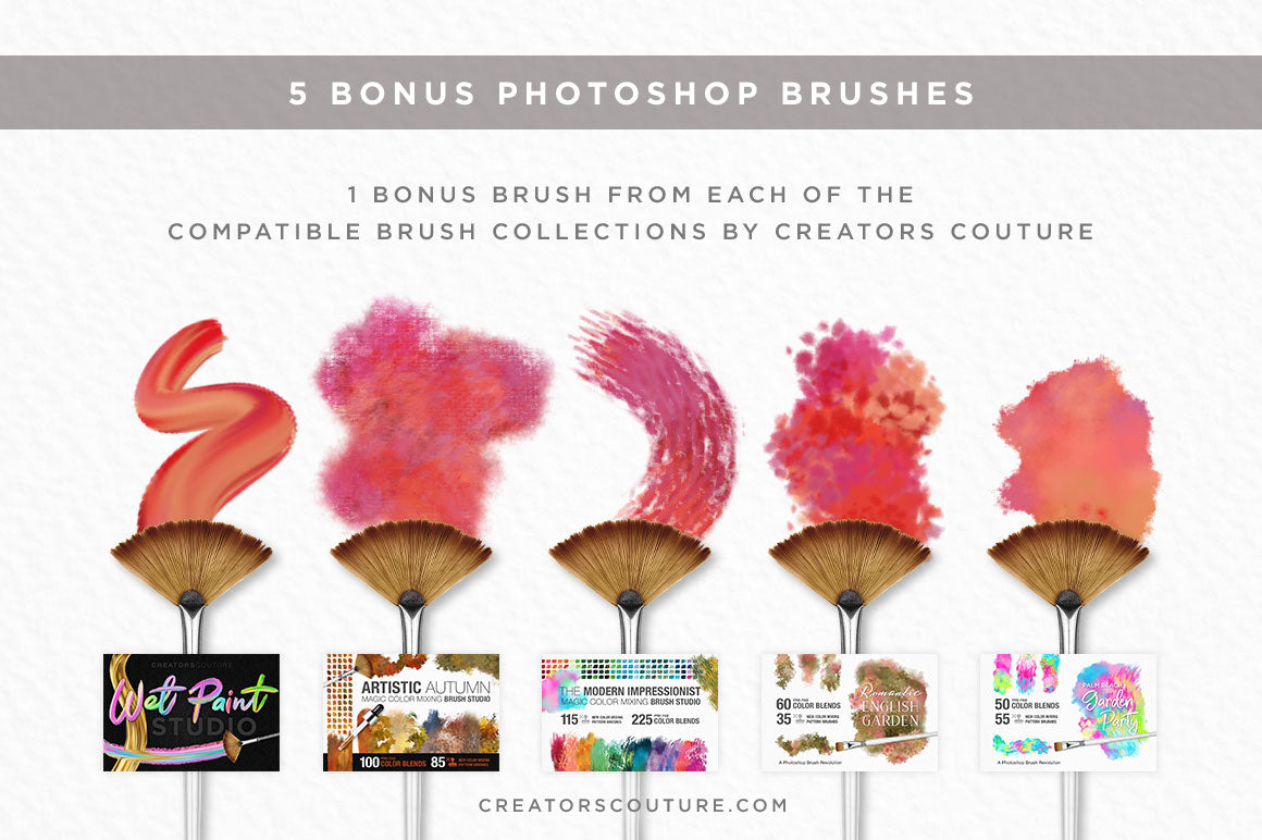 "Color Couture ""April Flowers"" 