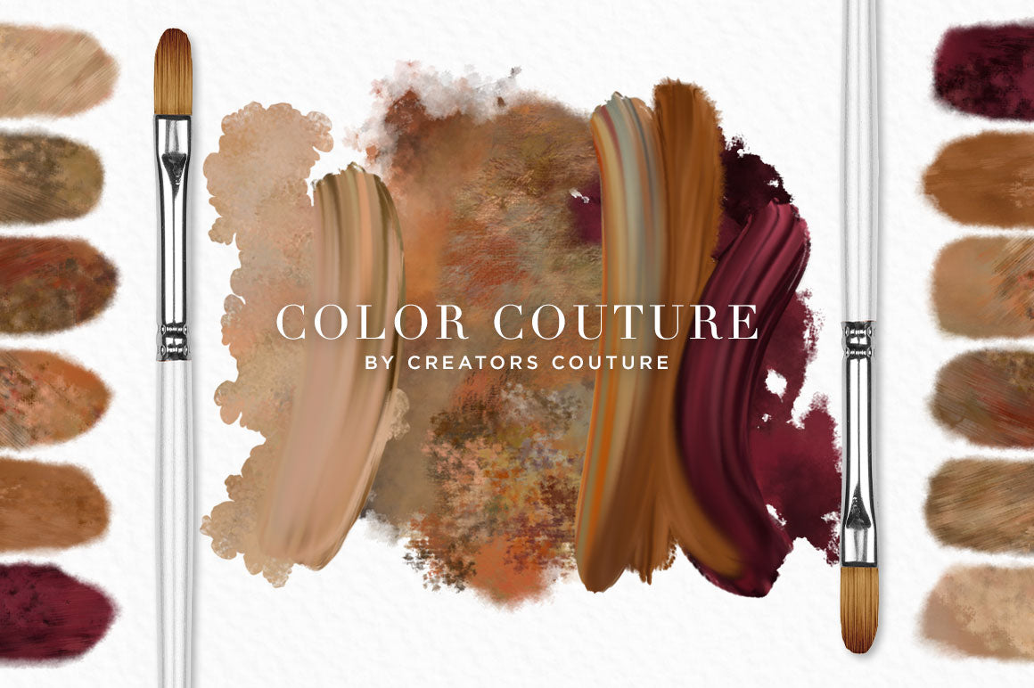 "Color Couture ""Earthy & Fantastical"" 