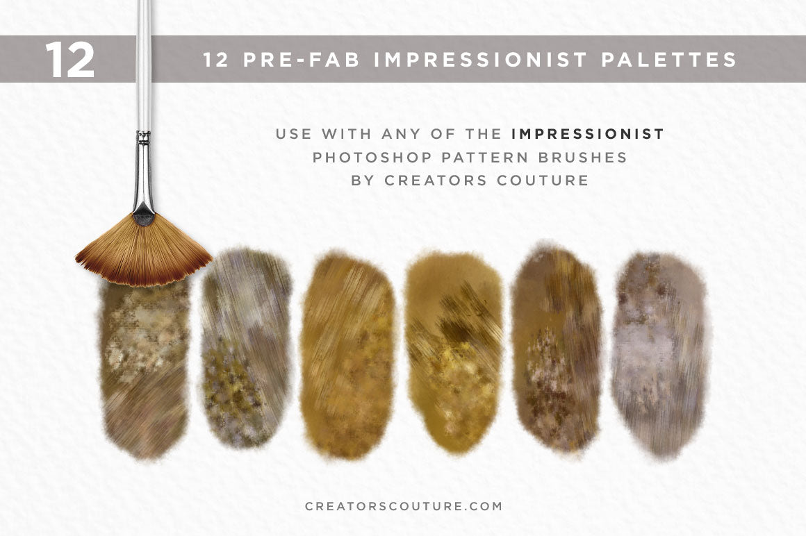 "Color Couture ""Gilded Undergrowth"" 