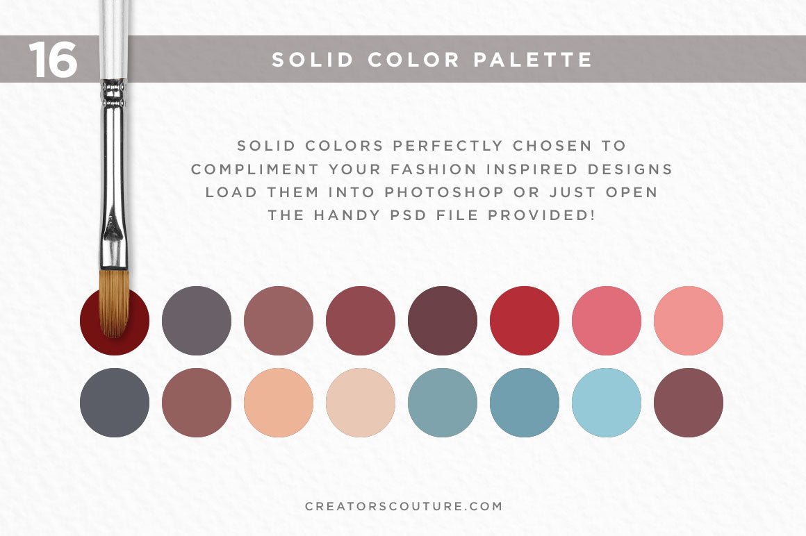 "Color Couture ""Brie"" 