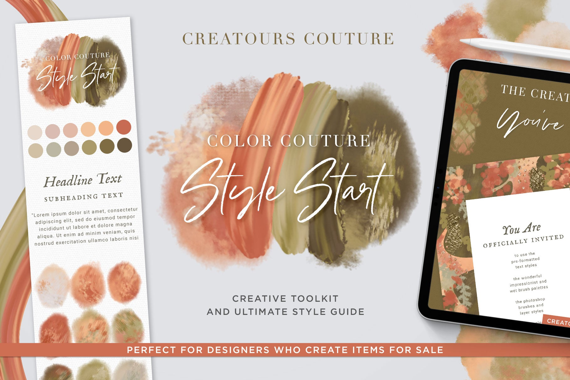"Style Start ""Tropical Fall"" 