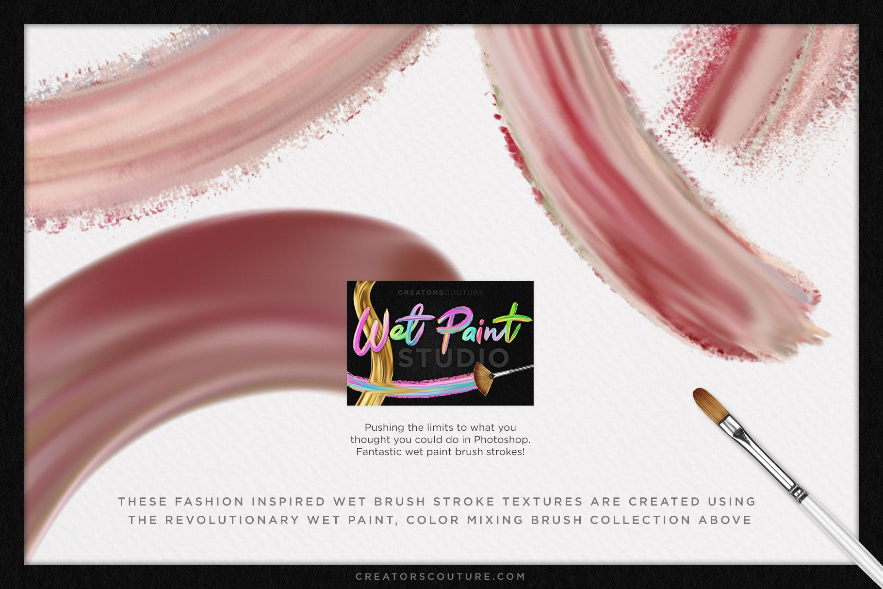 "Painted Perfection ""Vanessa"" 