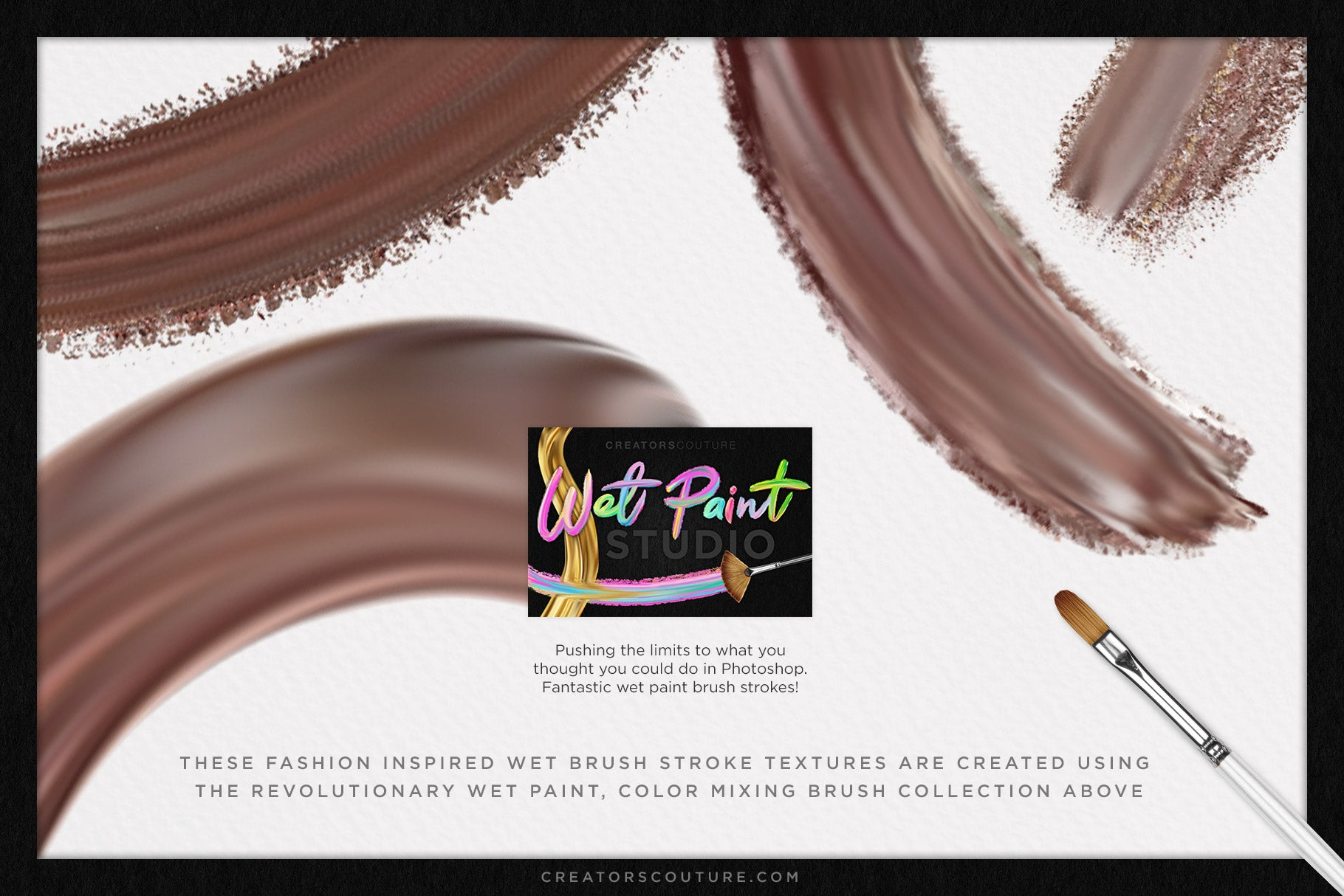 "Painted Perfection ""Halle"" 