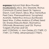 Expresso - Natural Stain Brow Powder