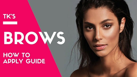 TK's brow guide