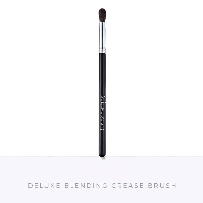 TK's Deluxe Blending Crease Brush - TK's Lashes