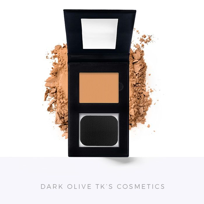 TK's Pressed Mineral Foundation- New Range - TK's Cosmetics