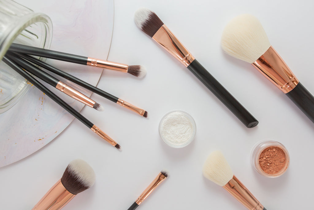 TK's Pro Brush 11 Piece Set - TK's Lashes