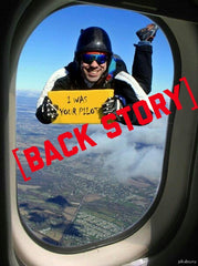 "The Story Behind the Viral ""I Was Your Pilot""  Skydive Picture [With Proof]"