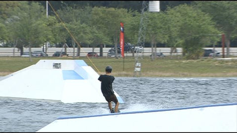 Miami Watersports Complex Review - Epic Miami Wakeboard & Miami Wakeboarding