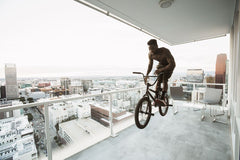 King of all Viral BMX Videos - 7 Questions with Epic Nigel Sylvester