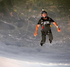 GoPro Sponsored Skydiver Yair Gallardo on Trying New Things and Finding Freedom