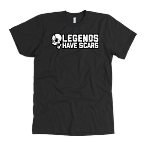 Legends Have Scars Shirt
