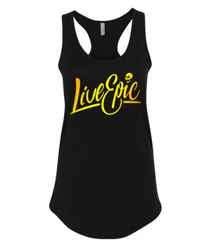 Live Epic Ladies Racerback