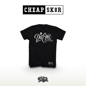 Die Epic CheapSk8r T-Shirt Bundle