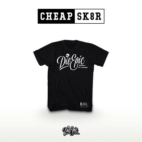 Die Epic CheapSk8r T-Shirt