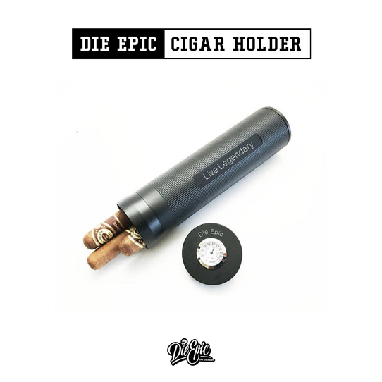 Die Epic Cigar Holder [Craft Epic]