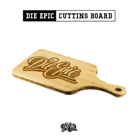 Image of Die Epic Cutting Board