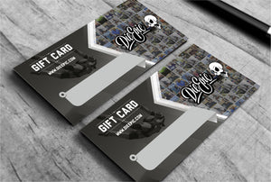 Digital Epic Gift Cards