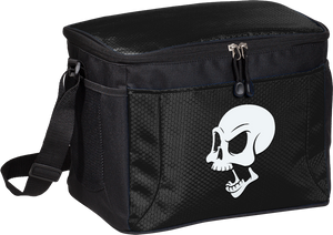 The Cube -  Skull 12-Pack Cooler