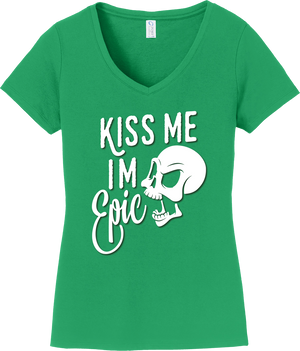 SOLD OUT - 'Kiss Me I'm Epic' St. Patrick's Day Shirts