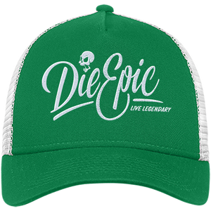 Snapback Die Epic  + New Era Trucker Cap