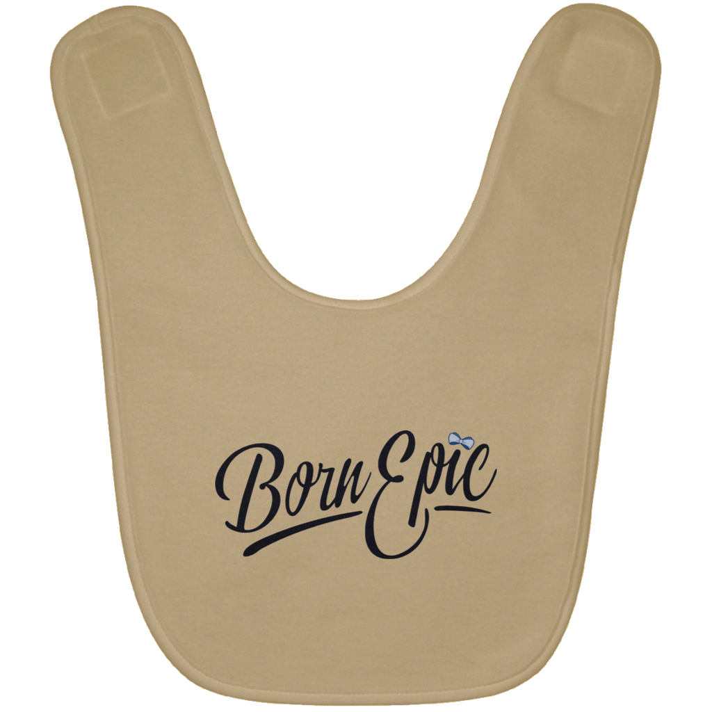Epic Baby Bib Blue Bow