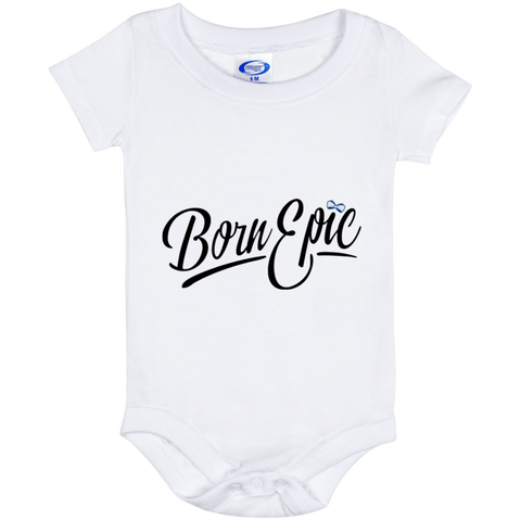 Image of Blue Ribbon Baby Onesie 6 Month