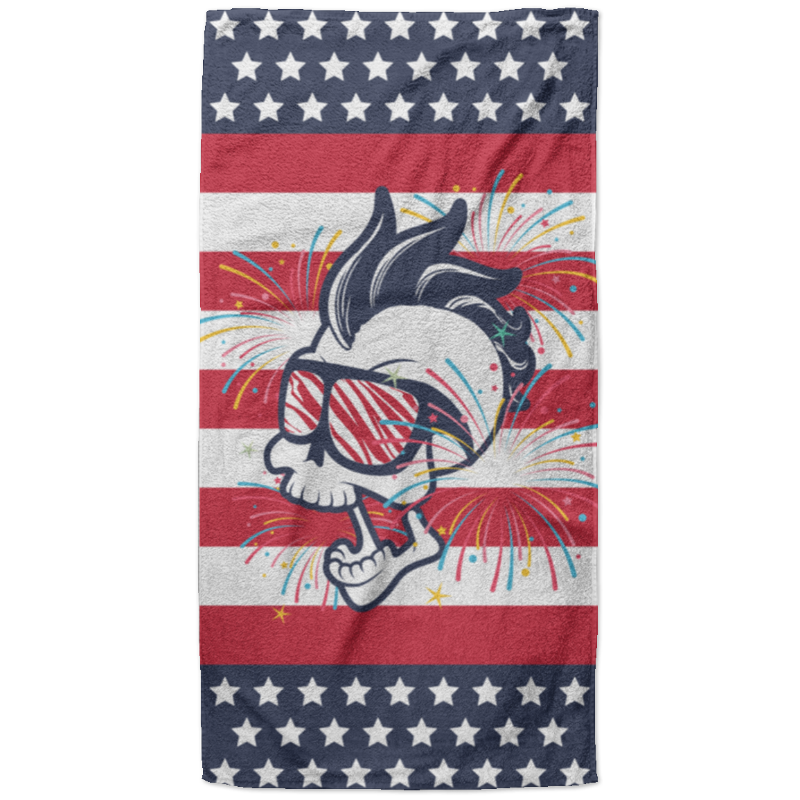 MBM USA Beach Towel