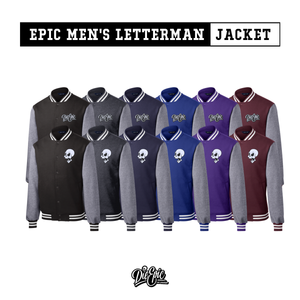 Men's Epic Letterman Jacket