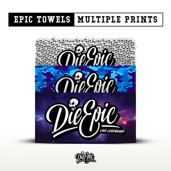 Epic Towels [Multiple Prints]