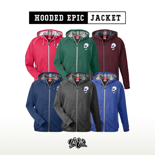 Epic Performance Zipper Hoodie