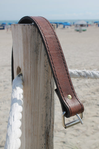 Image of Die Epic Handmade One-of-a-Kind Leather Belt