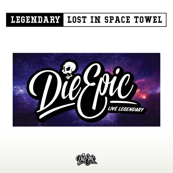 Legendary Lost In Space Towel