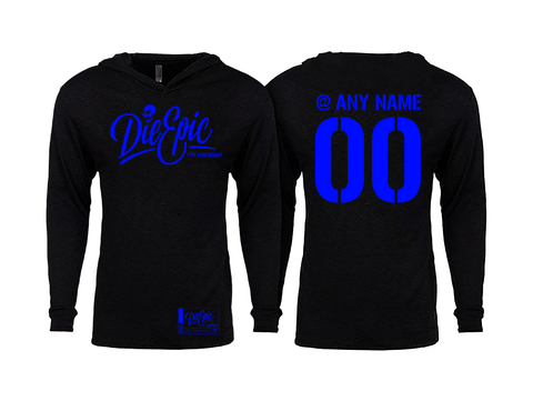 Personalized Thin Pullover Hoodies