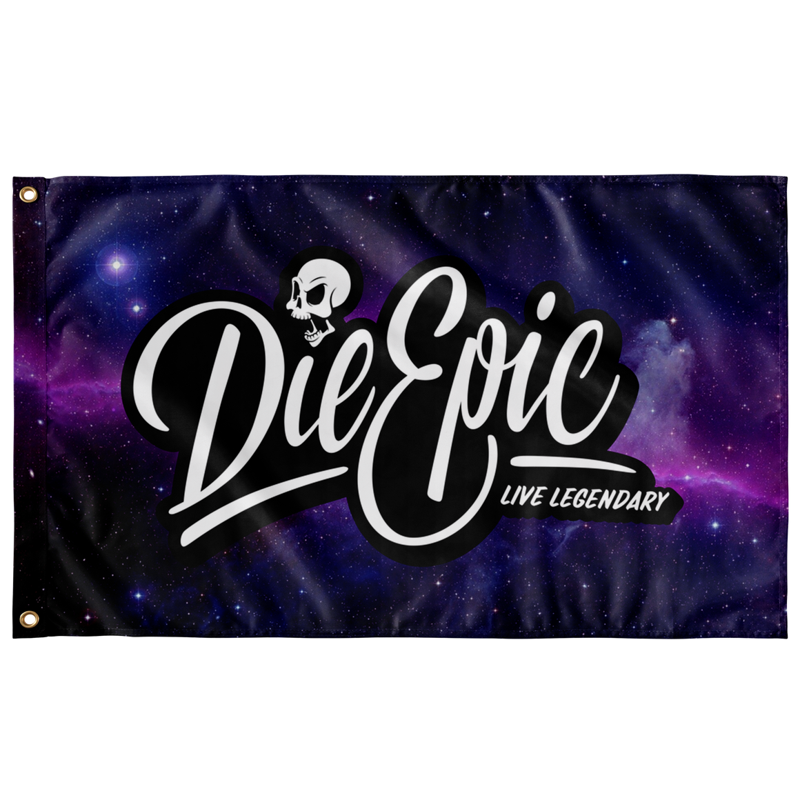 Die Epic Space Flag