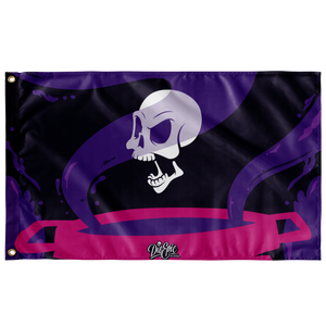 Die Epic Halloween Flag (Skull Potion)