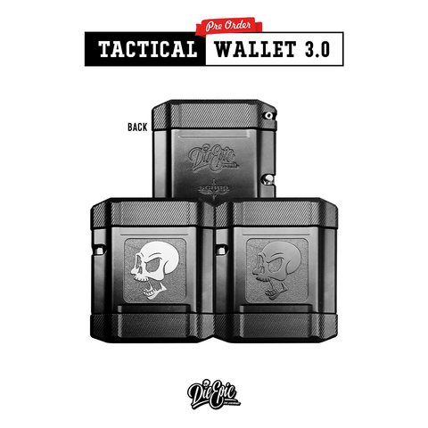 Image of Epic Metal Tactical Wallet [Craft Epic]