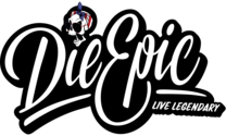 Die Epic® Live Legendary Epic Clothing