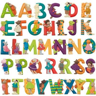 Nursery Decor Letters