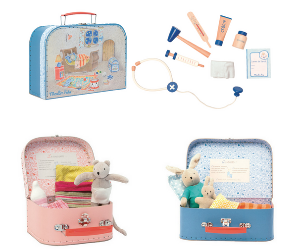 Valises - Moulin Roty