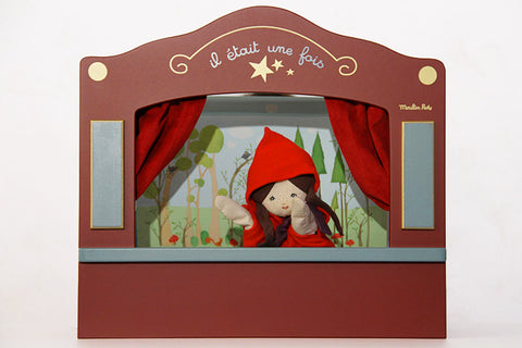 Little Red Riding Hood - Moulin Roty