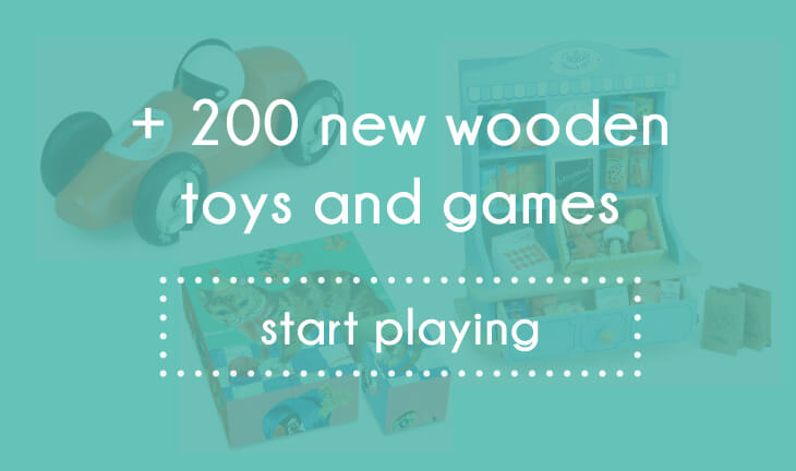 New 200+ Wooden toys and games for children