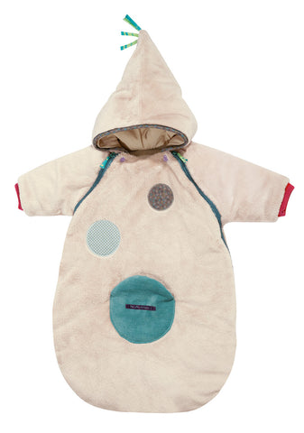 Moulin Roty - Baby snuggle suit