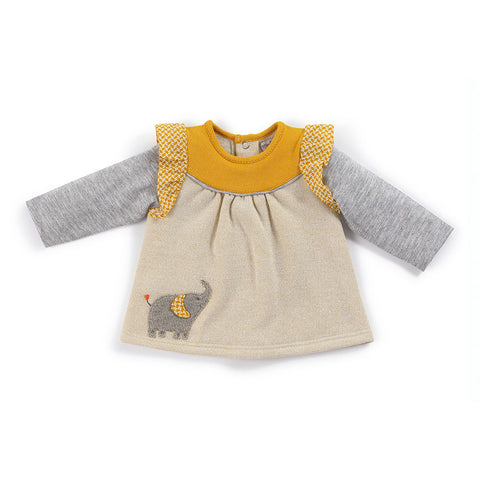 Moulin Roty - Laina - elephant tunic