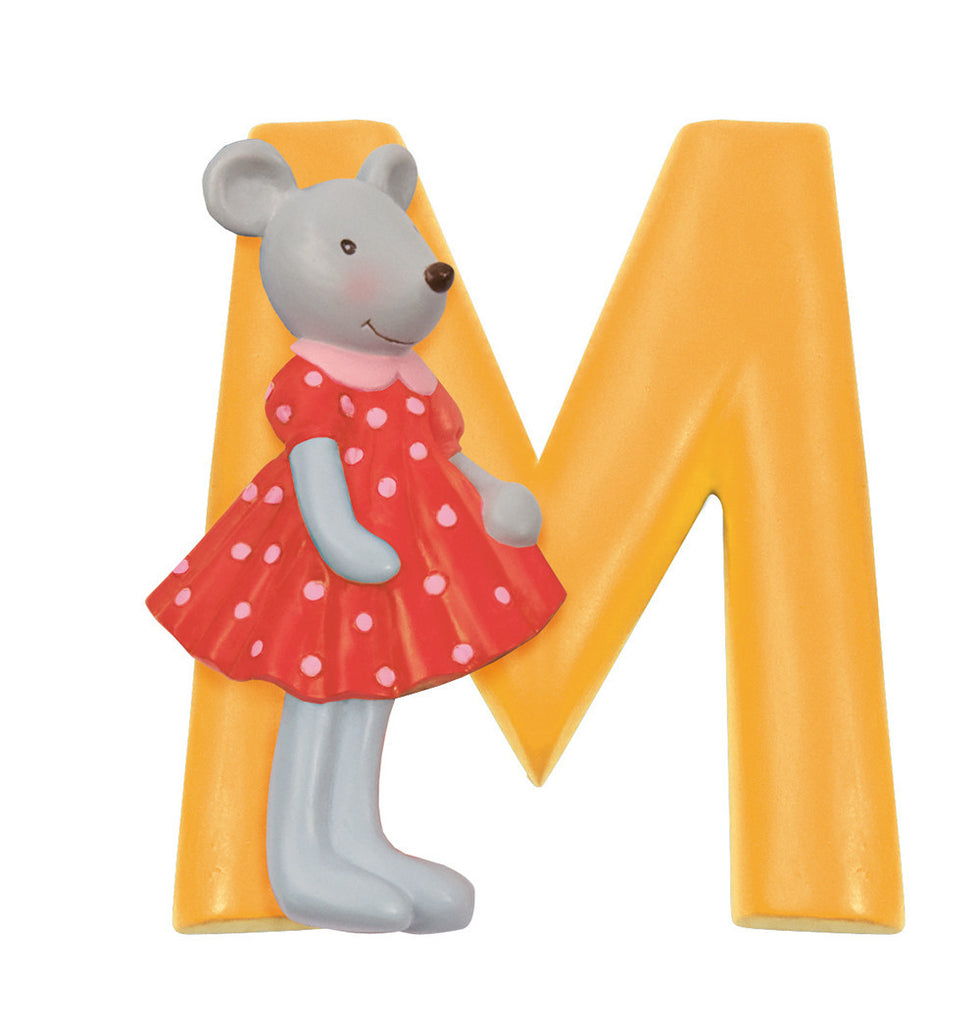 Moulin Roty - Letter M - 6